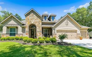 Houston Home at 2608 Silver Shadow Conroe , TX , 77304-6713 For Sale