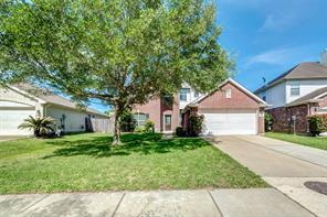 Houston Home at 21602 Oakbridge Park Lane Katy , TX , 77450-5121 For Sale