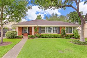 Houston Home at 3502 Norris Drive Houston , TX , 77025-3720 For Sale