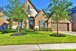 Houston Home at 27818 Bradford Ridge Drive Katy , TX , 77494-3698 For Sale