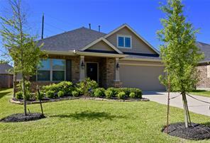 Houston Home at 3818 Oakmist Bend Lane Spring , TX , 77386-4504 For Sale