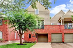 Houston Home at 2621 Wroxton A West University Place , TX , 77005-1359 For Sale