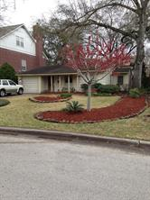 Houston Home at 547 Begonia Street Bellaire , TX , 77401-5005 For Sale