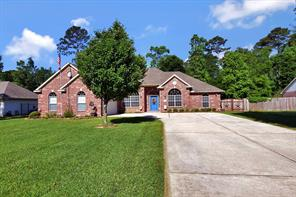 Houston Home at 34211 Conroe Huffsmith Road Magnolia , TX , 77354-5013 For Sale