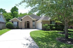 Houston Home at 13418 Summer Villa Lane Houston , TX , 77044-2588 For Sale