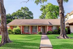 Houston Home at 6248 Overbrook Lane Houston , TX , 77057-4412 For Sale