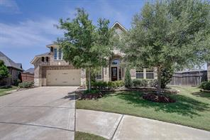 Houston Home at 5202 Paintbrush Falls Court Fulshear , TX , 77441-1422 For Sale