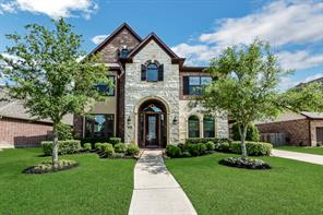 Houston Home at 26727 Brynn Branch Lane Katy , TX , 77494-6730 For Sale