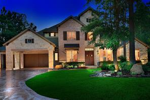 Houston Home at 47 Player Point Drive The Woodlands , TX , 77382-2896 For Sale