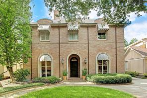 Houston Home at 2630 University Boulevard West University Place , TX , 77005-3439 For Sale