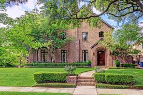 Houston Home at 2248 Stanmore Drive Houston , TX , 77019-5614 For Sale