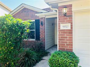 Houston Home at 19702 Canyon Gate Court Katy , TX , 77450-8805 For Sale