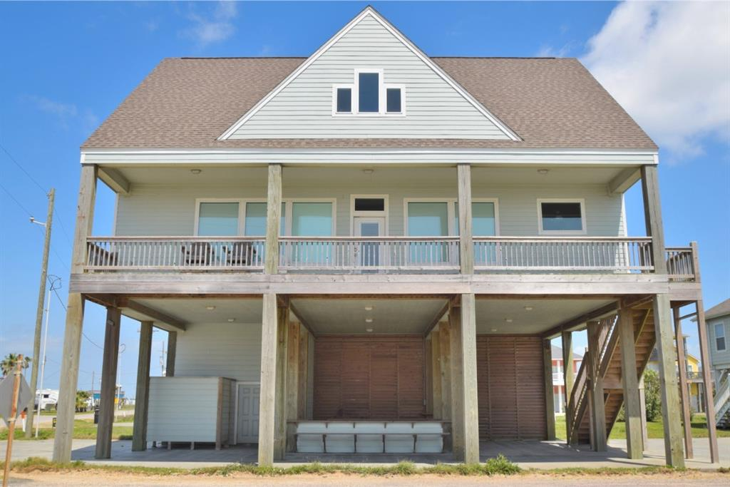 816 Crystal Beach Road, Crystal Beach, TX 77650
