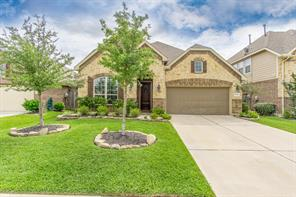 Houston Home at 10434 Hartfield Bluff Lane Cypress , TX , 77433-4150 For Sale