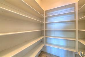 Huge walk-in Pantry.