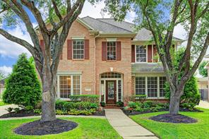 Houston Home at 13538 Scenic Glade Drive Houston , TX , 77059-2809 For Sale