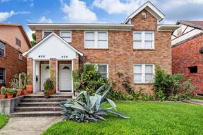 Houston Home at 408 W Clay Street Houston , TX , 77019-4407 For Sale