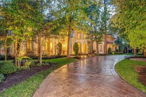 Houston Home at 11 Winslow Way The Woodlands , TX , 77382-1169 For Sale