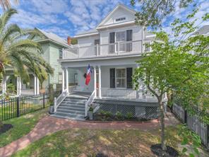 Houston Home at 2918 Bernardo De Galvez Galveston , TX , 77550 For Sale