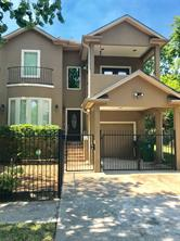 Houston Home at 1703 Fowler St Street Houston , TX , 77007-2217 For Sale