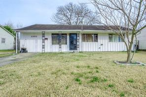 Houston Home at 1201 Hector Avenue Pasadena , TX , 77502-3944 For Sale