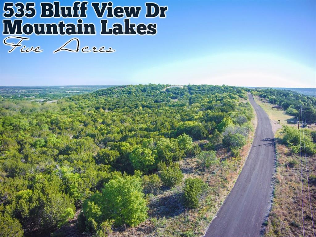 535 Bluff View Drive, Bluff Dale, TX 76433