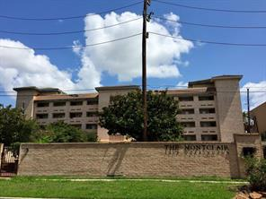 Houston Home at 2210 Dorrington Street 505 Houston , TX , 77030-3200 For Sale