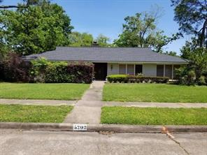 Houston Home at 5202 Valkeith Drive Houston                           , TX                           , 77096-5109 For Sale