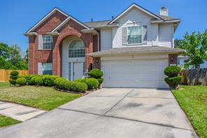 Houston Home at 4810 Winding Timbers Court Humble , TX , 77346-4467 For Sale