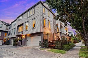 Houston Home at 1418 Crocker Street Houston , TX , 77019-4321 For Sale