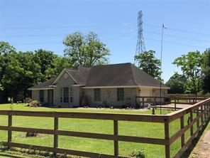 Houston Home at 2811 County Road 163 Alvin , TX , 77511-6180 For Sale