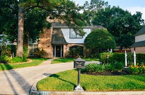 Houston Home at 1811 Corral Drive Houston , TX , 77090-2008 For Sale