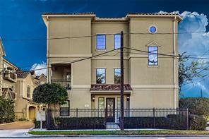 Houston Home at 3543 W Dallas Street Houston , TX , 77019-1701 For Sale
