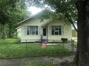 Houston Home at 715 Zoe Street Houston , TX , 77020-5147 For Sale