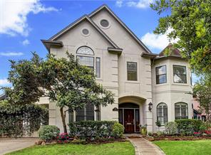 Houston Home at 2703 Albans West University Place , TX , 77005-1309 For Sale