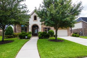 Houston Home at 19703 Mission Pines Lane Richmond , TX , 77407-3178 For Sale