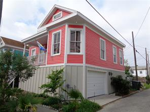 Houston Home at 1313 14th Street Galveston , TX , 77550-8207 For Sale