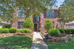 Houston Home at 17702 Lakes Of Pine Forest Drive Houston                           , TX                           , 77084-3966 For Sale