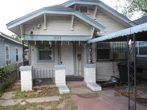 7625 Avenue H, Houston TX 77012