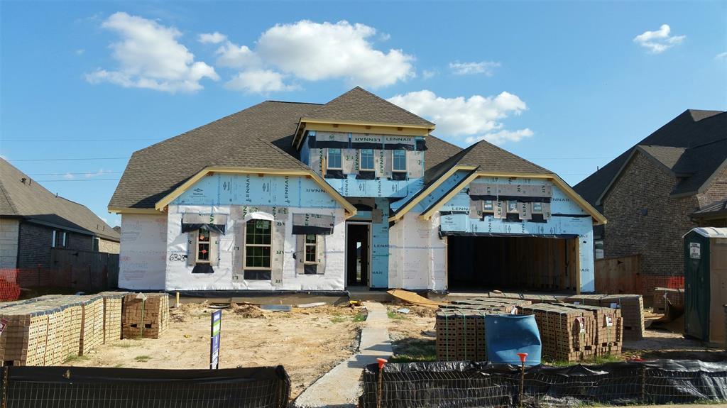 FALLS AT GREEN MEADOWS Homes Katy TX 77493 SALE