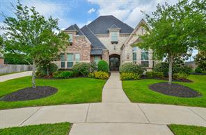 Houston Home at 2402 Brandyshire Drive Katy , TX , 77494-1731 For Sale