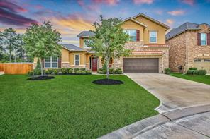 Houston Home at 14115 Spindle Arbor Road Cypress , TX , 77429-5866 For Sale