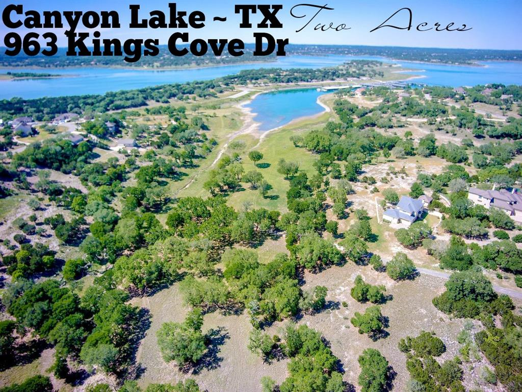 963 Kings Cove Drive, Canyon Lake, TX 78133