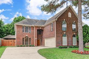 Houston Home at 13923 Canaan Bridge Drive Houston , TX , 77041-5964 For Sale