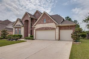 Houston Home at 24906 Auburn Bend Drive Spring , TX , 77389-4355 For Sale