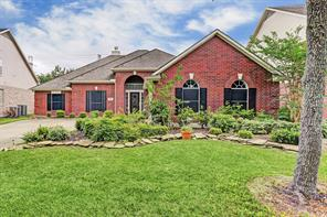 Houston Home at 2814 Creek Bend Drive Friendswood , TX , 77546-6038 For Sale