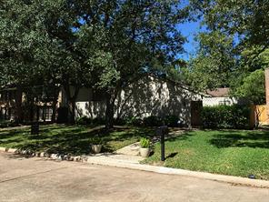 Houston Home at 14810 Carolcrest Drive Houston , TX , 77079-6312 For Sale