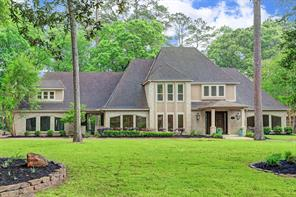 Houston Home at 4 Forest Shores Drive Houston , TX , 77339-3619 For Sale
