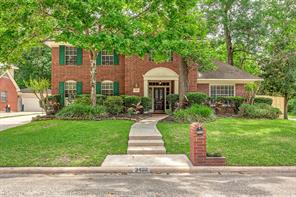 Houston Home at 3402 Park Springs Lane Kingwood , TX , 77345-1283 For Sale