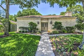 Houston Home at 1726 Cherry Bend Drive Houston                           , TX                           , 77077-4919 For Sale